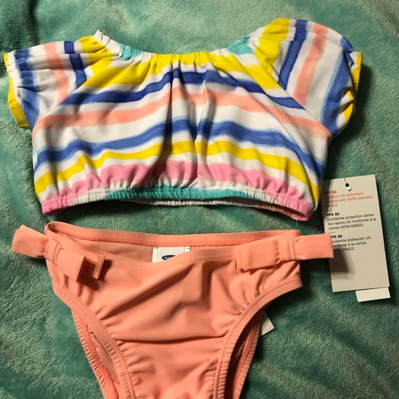 Old Navy Other - Baby girls 18-24 months swimsuit